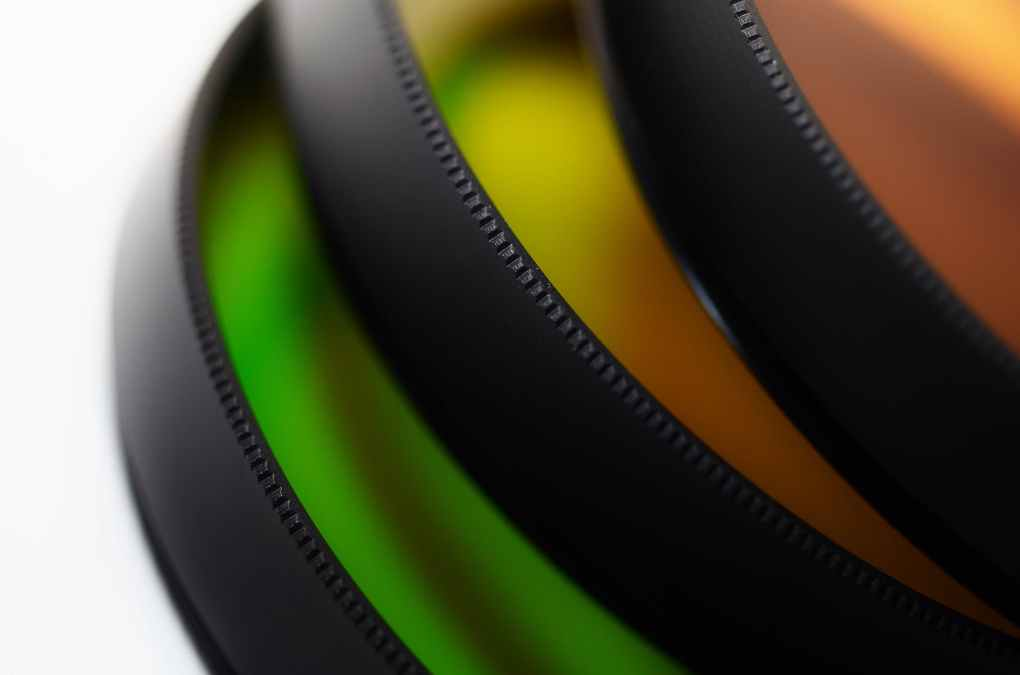 camera photography lens colors