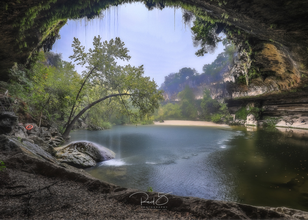Rainy Hamilton Pool -89-Edit-Edit